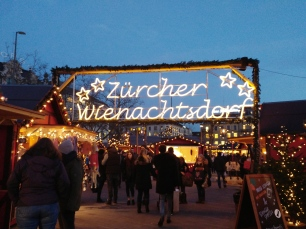 Another Christmas market!