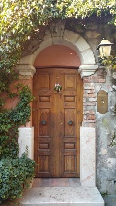 A charming door.