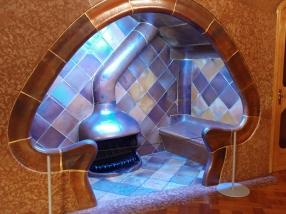 Inside Casa Battlo