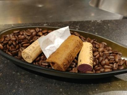 Chocolate rum Cork